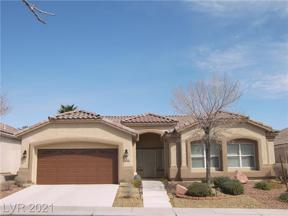 Property for sale at 1008 Bower Basin Street, Las Vegas,  Nevada 89144