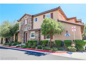 Property for sale at 8431 Classique Avenue Unit: 101, Las Vegas,  Nevada 89178