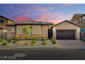 Property for sale at 3465 Royal Fortune Drive, Las Vegas,  Nevada 89141