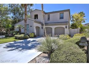 Property for sale at 11723 Glowing Sunset Lane, Las Vegas,  Nevada 89135