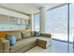 Property for sale at 3726 Las Vegas Boulevard Unit: 1505, Las Vegas,  Nevada 89158