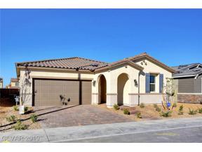 Property for sale at 2986 Gramsci Avenue, Henderson,  Nevada 89044