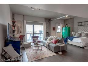 Property for sale at 353 BONNEVILLE Avenue 555, Las Vegas,  Nevada 89101