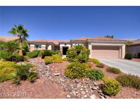 Property for sale at 1895 Redwood Valley Street, Henderson,  Nevada 89052