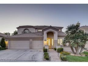 Property for sale at 137 Chateau Whistler Court, Las Vegas,  Nevada 89148