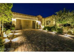 Property for sale at 768 Glacier Springs Drive, Las Vegas,  Nevada 89148
