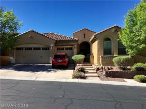 Property for sale at 2333 French Alps Avenue, Henderson,  Nevada 89044