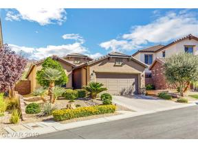 Property for sale at 2636 Bechamel Place, Henderson,  Nevada 89044