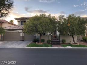 Property for sale at 10545 Villa Modena Street, Las Vegas,  Nevada 89141