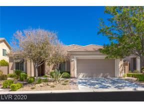 Property for sale at 19 MORNINGLOW Pass, Henderson,  Nevada 89052