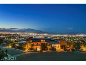 Property for sale at 1524 Dragon Glen Drive, Henderson,  Nevada 89012