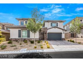 Property for sale at 281 Elder View Drive, Las Vegas,  Nevada 89138