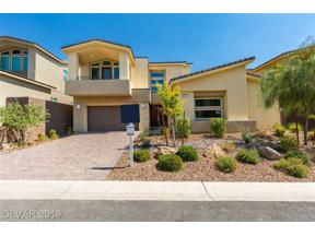 Property for sale at 6 Vista Outlook Street, Henderson,  Nevada 89011
