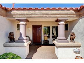 Property for sale at 2825 Castle Bar Drive, Las Vegas,  Nevada 89134