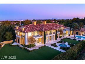 Property for sale at 1717 ENCLAVE Court, Las Vegas,  Nevada 89134
