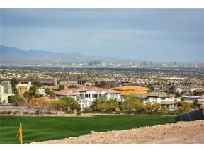 Property for sale at 633 Majestic Rim Drive, Henderson,  Nevada 89012