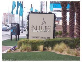 Property for sale at 200 Sahara Avenue Unit: 2605, Las Vegas,  Nevada 89102