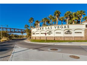 Property for sale at 30 Via Mantova Unit: 404, Henderson,  Nevada 89011