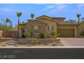 Property for sale at 28 Moltrasio Lane, Henderson,  Nevada 89011