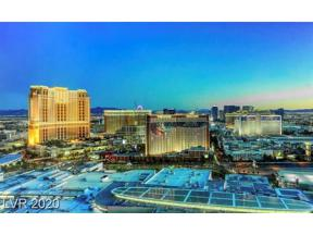 Property for sale at 2000 Fashion Show Drive 3400, Las Vegas,  Nevada 89109