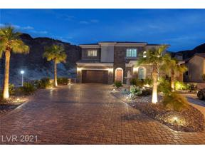 Property for sale at 42 Costa Tropical Drive, Henderson,  Nevada 89011
