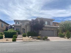 Property for sale at 12029 La Palmera, Las Vegas,  Nevada 89138