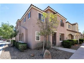 Property for sale at 1059 Garden Cress Court, Las Vegas,  Nevada 89138