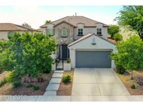 Property for sale at 11341 Espadrille Court, Las Vegas,  Nevada 89138