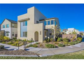 Property for sale at 2259 Sutton Cliff Avenue, Henderson,  Nevada 89052