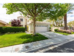 Property for sale at 9265 Pitching Wedge Drive, Las Vegas,  Nevada 89134