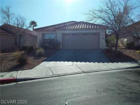 Property for sale at 2107 Hidden Ranch Te Terrace Unit: 0, Henderson,  Nevada 89052