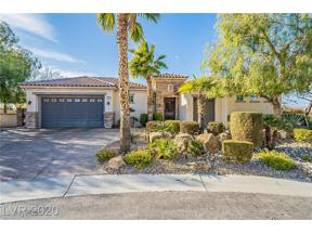 Property for sale at 2223 Clearwater Lake Drive, Henderson,  Nevada 89044