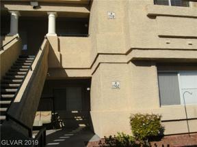 Property for sale at 1510 Dallas Terrace Unit: 1510, Henderson,  Nevada 89014