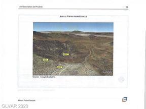 Property for sale at 11951 Mt Potosi Canyon Road, Las Vegas,  Nevada 89124