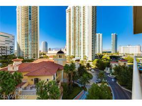Property for sale at 2857 Paradise Road Unit: 704, Las Vegas,  Nevada 89109