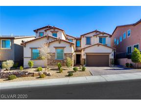 Property for sale at 1144 Apollo Gardens Street, Henderson,  Nevada 89052