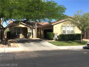 Property for sale at 1341 Minuet Street, Henderson,  Nevada 89052