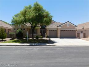 Property for sale at 1422 Antienne Drive, Las Vegas,  Nevada 89052