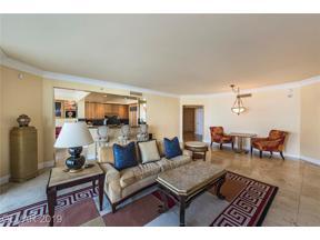 Property for sale at 2857 Paradise Road Unit: 1703, Las Vegas,  Nevada 89109