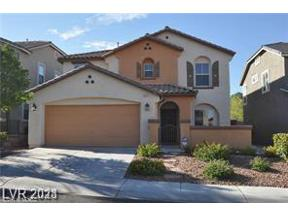 Property for sale at 488 Lacabana Beach Drive, Las Vegas,  Nevada 89138