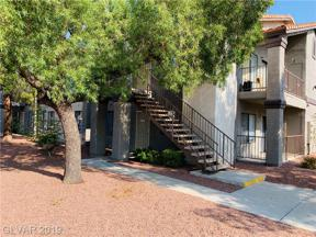 Property for sale at 1575 Warm Springs Road Unit: 1713, Henderson,  Nevada 89014
