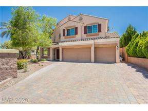 Property for sale at 756 Ezzat, Henderson,  Nevada 89052