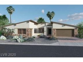 Property for sale at 8461 Wolf Mountain Court, Las Vegas,  Nevada 89129