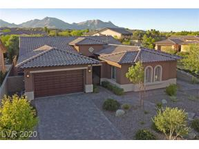 Property for sale at 775 Porto Mio Way, Las Vegas,  Nevada 89138