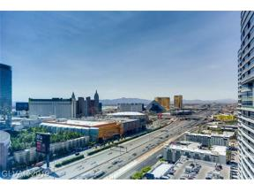 Property for sale at 4471 Dean Martin Drive Unit: 2707, Las Vegas,  Nevada 89103