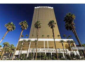 Property for sale at 2000 Fashion Show Drive 1822, Las Vegas,  Nevada 89109