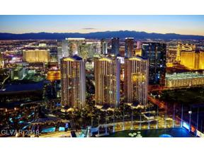 Property for sale at 145 East Harmon Avenue Unit: 3205, Las Vegas,  Nevada 89109