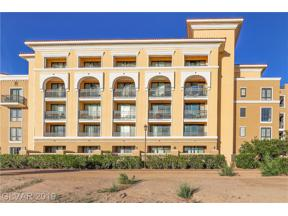 Property for sale at 29 Montelago Boulevard Unit: 203, Henderson,  Nevada 89011