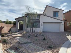 Property for sale at 108 Verde Rosa Drive, Henderson,  Nevada 89011