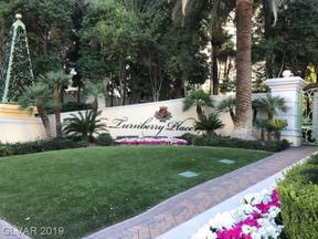 Property for sale at 2857 Paradise Road Unit: 1606, Las Vegas,  Nevada 89109